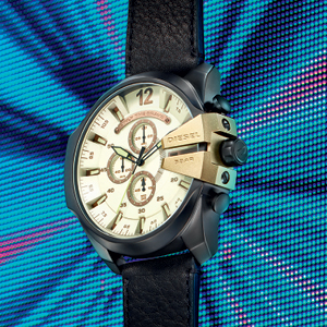 31bc99e2c945 Diesel DZ4329 Reloj Mega Chief
