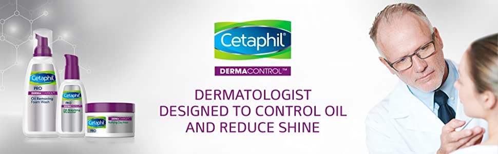Dermatologist designed to control oil and reduce shine
