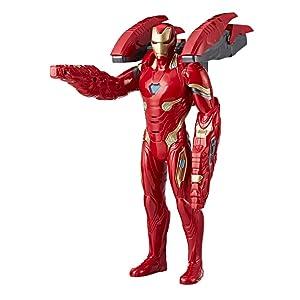 Marvel Avengers- Tecno Misión Iron Man (Hasbro E0560105): Amazon ...