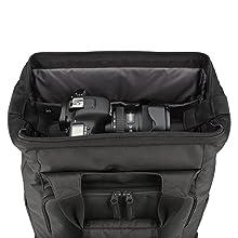 ハクバ カメラバッグ スウィフト03 リュック がまぐち がま口