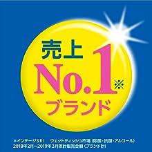 売上No.1(※)ブランド