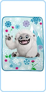 DREAMWORKS ABOMINABLE TWIN SIZE BEDDING SET