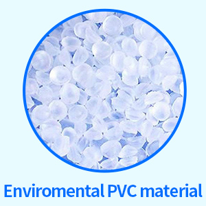 New Friendly PVC Housing Material