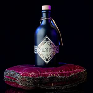The Illusionist Dry Gin, High End Gin, Organic, Blue Gin, Colour Changing Gin