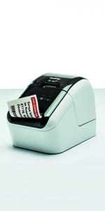 Brother QL700 - Impresora de etiquetas profesional con