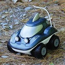 morphibian amphibian radio controlled car toys outside outdoor vehicle mud bogger rock crawler atv