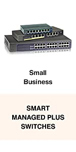 Smart Managed Plus Switch