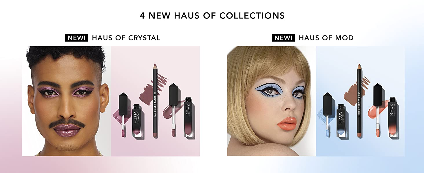 haus labs, lady gaga, makeup sets, collections