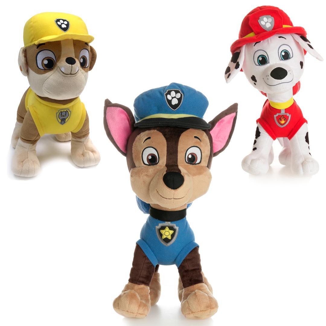 Amazon Com Paw Patrol Here To Help 4 Piece Toddler