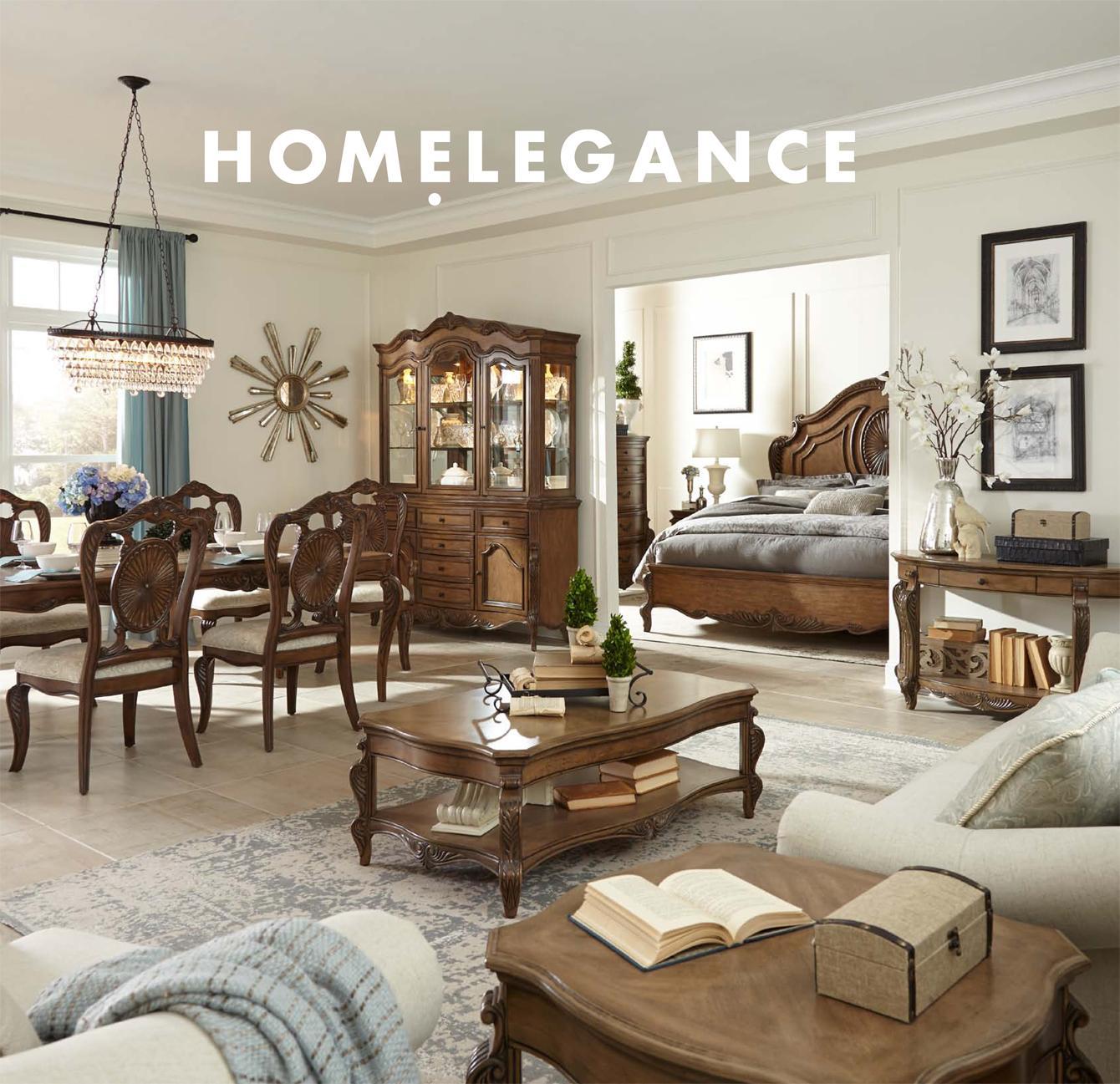 Amazon Com Homelegance Avalon Leather Dining Room Chair