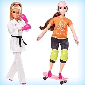 Barbie Olympics