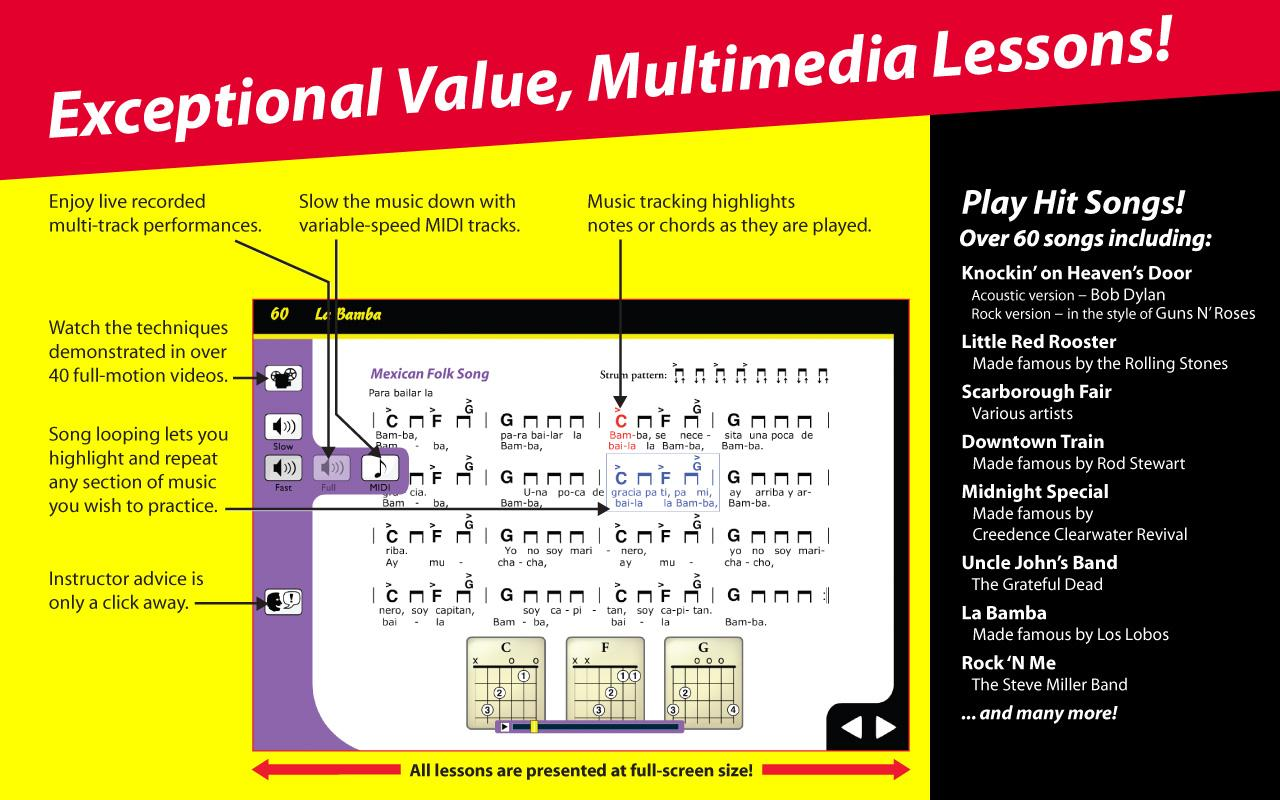 emedia guitar for dummies deluxe 2 volume set software. Black Bedroom Furniture Sets. Home Design Ideas