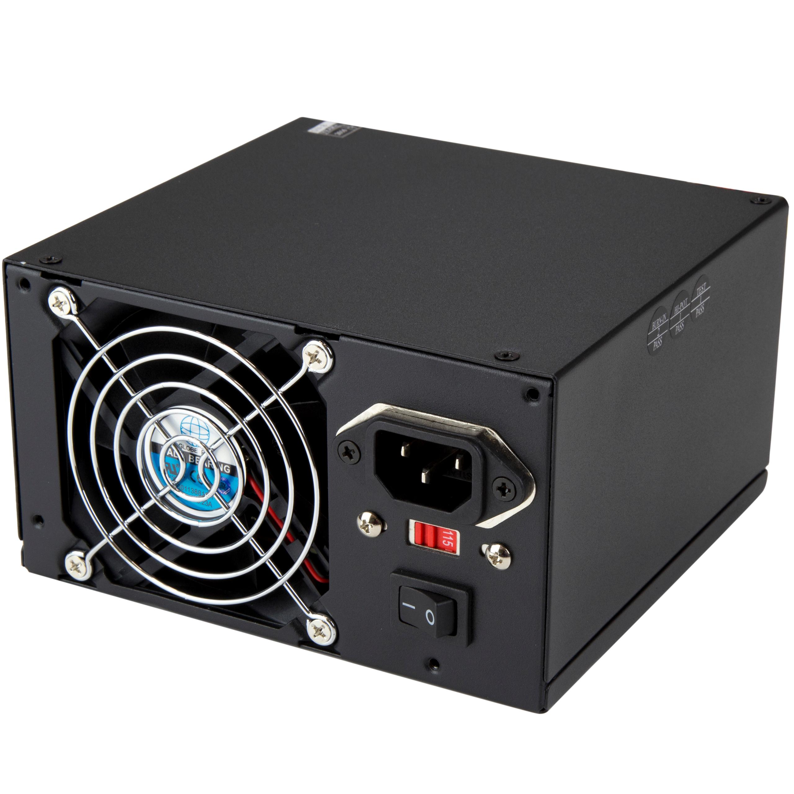 how to change power supply for computer