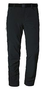 Schöffel Taibun - Pantalones para hombre (talla M)