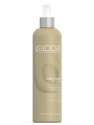 ABBA Curl Finish Spray