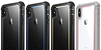 Amazon.com: i-Blason Ares Full-Body Rugged Clear Bumper Case ...