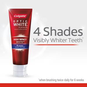 4 shades visibly whiter teeth