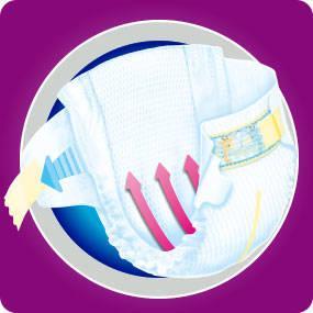Dodot Protection Plus Activity Pañales Talla 5 (11-16 kg) - 162 Pañales