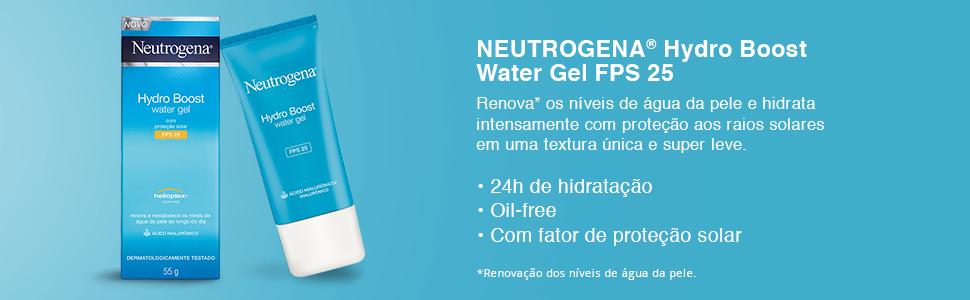 Neutrogena Hydro Boost Water Gel FPS 25