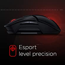 OMEN by HP Photon Wireless Mouse ms response time