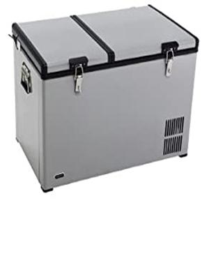 Whynter FM-62DZ 62 Quart Dual Zone Portable Freezer/Refrigerator