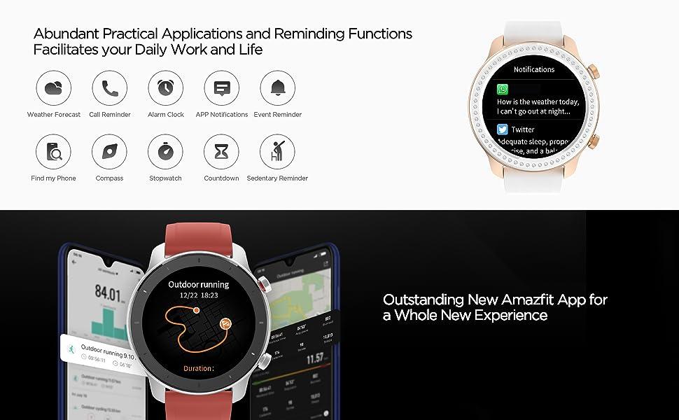 Multi Sport Smartwatch