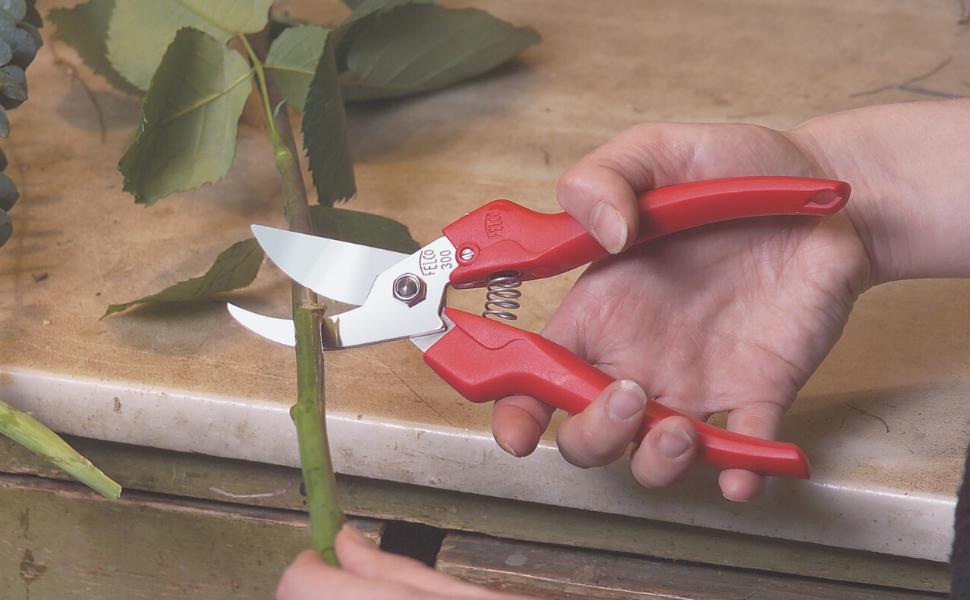 Flores /& Arbustos Details about  /Tijeras De Jardinería Profesional Para Cortar /& Podar Plantas