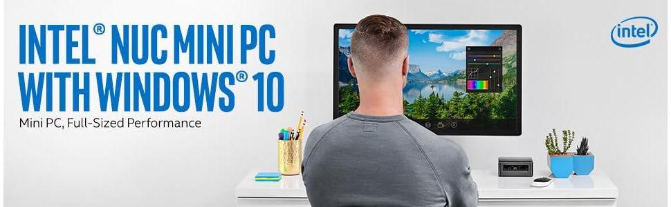 Intel, NUC, i3