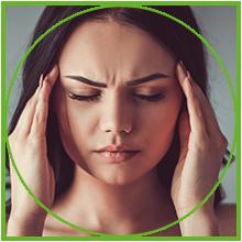 Migraine/ headache soother
