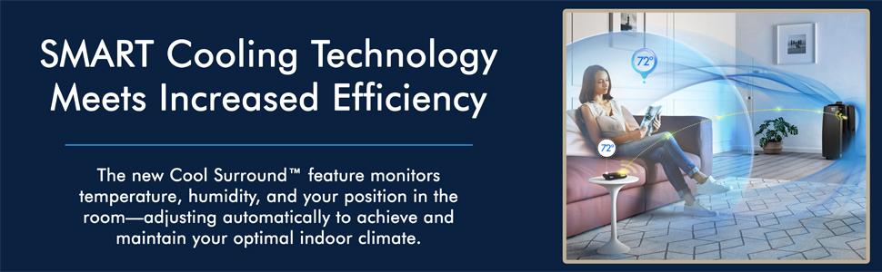 SMART Cooling Technology Banner