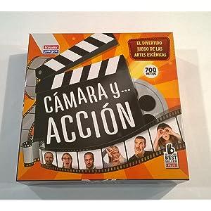 Cámara y acción (25008): Amazon.es: Juguetes y juegos