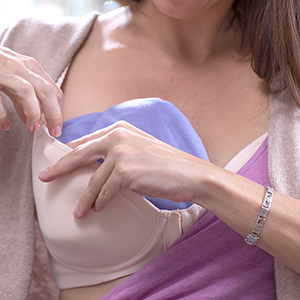 bra icepack ice pack for bra cover warm pack for breast pain bead pack for nipple pain and swelling