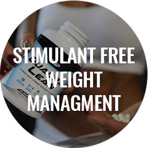 stimulant free, non-stim, non-stimulant, weight management, weight loss, fat loss, fat burner, rsp