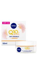 NIVEA Anti-Wrinkle Day Face Cream SPF 15, 50ml