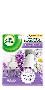 Room air freshener freshner plug ins plugins freshmatic essential oils air wick airwick automatic