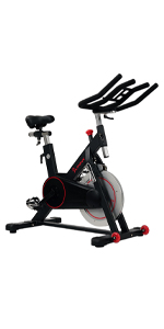 Sunny Health & Fitness Magnetic Indoor Cycling Bike SF-B1805