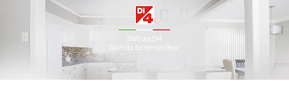 Di4 Succo 40 - Exprimidor, 40W, 1L de capacidad, Doble sentido de ...