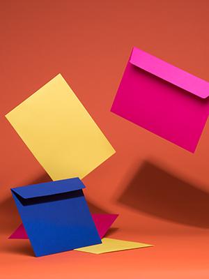 falling envelopes
