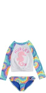 hurley girls swim