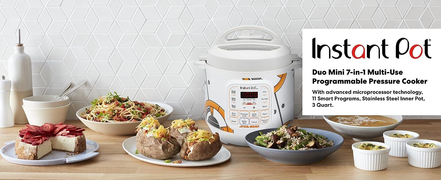 pressure cooker, slow cooker