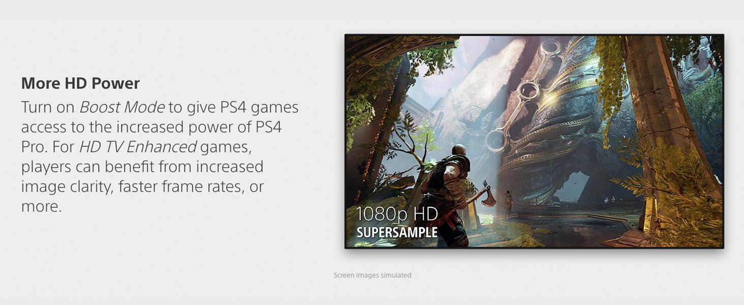 Amazon com: PlayStation 4 Pro 1TB Console: Video Games