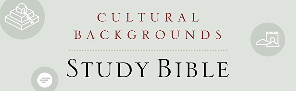 NIV Cultural Backgrounds Study Bible: Bringing to Life the