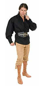 Amazon Com Charades Women S Elegant Pirate Jacket And Pants Costume