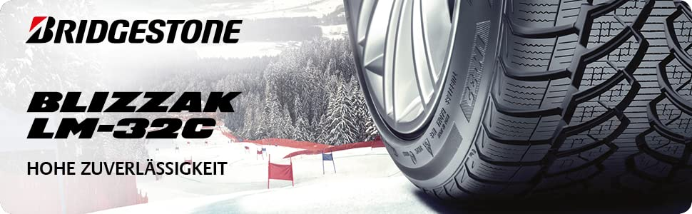 Bridgestone Lm 32 C 205 60 R16 100t Winter Tyre Van F B 73 Auto