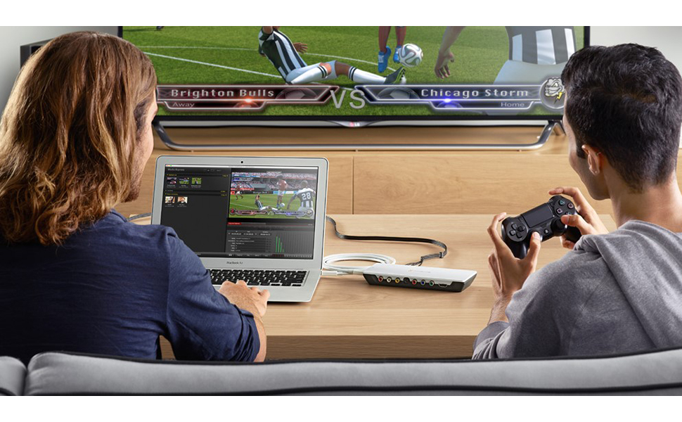 Amazon Com Blackmagic Design Intensity Shuttle For Thunderbolt Electronics