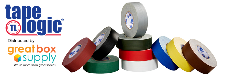 Great Box Supply is your source for all Tape Logic Products!