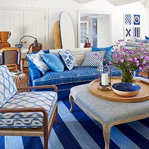 interiors, interior design, decor, decorating, designer, house, home, designer, blue and white