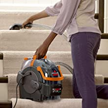 stair cleaner; carpet cleaner