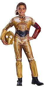 C-3PO Child Costume