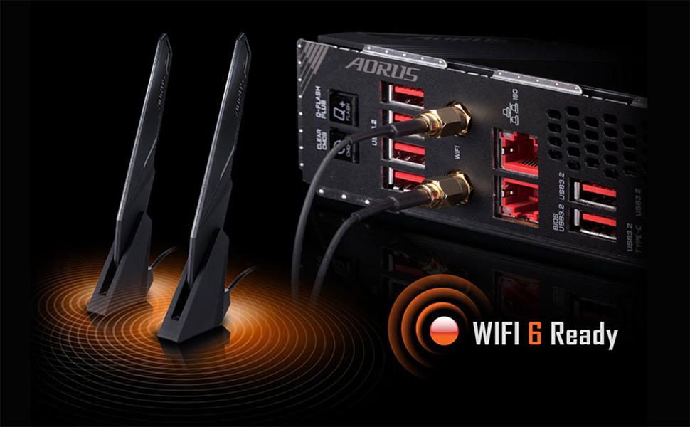 Intel WiFi 6 802.11ax + BT 5